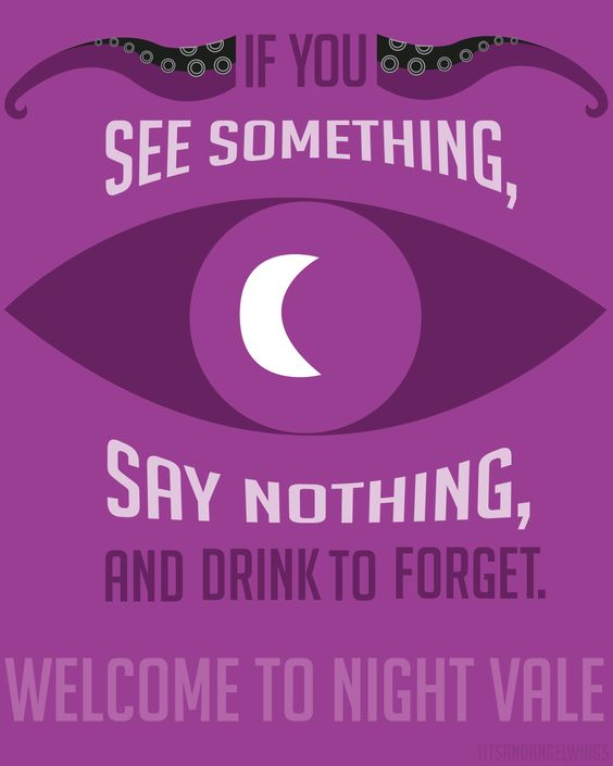 Welcome to Night Vale | Geek Bear\'s Den